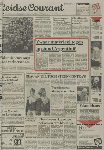 Leidse Courant 1988-01-18