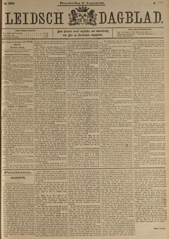 Leidsch Dagblad 1897-08-05