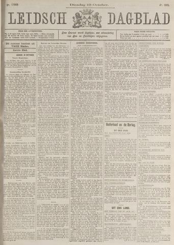 Leidsch Dagblad 1915-10-19