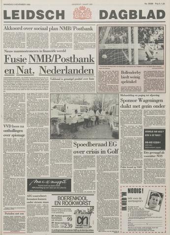 Leidsch Dagblad 1990-11-05