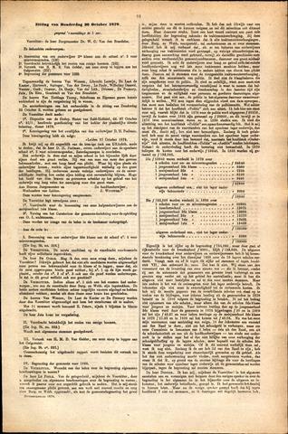 Handelingen van de Raad 1879-10-30
