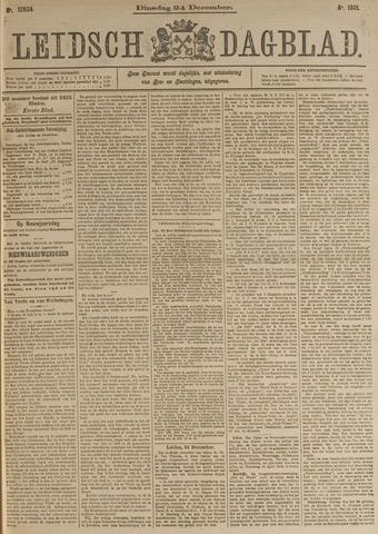 Leidsch Dagblad 1901-12-24