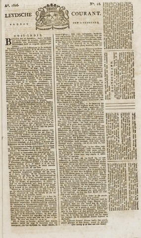 Leydse Courant 1826-02-10