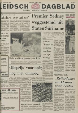 Leidsch Dagblad 1973-11-20
