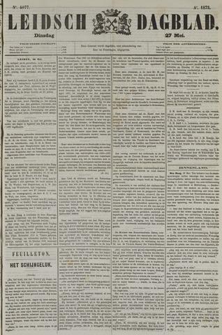 Leidsch Dagblad 1873-05-27