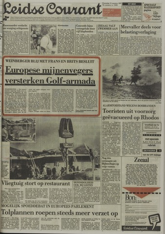 Leidse Courant 1987-08-12
