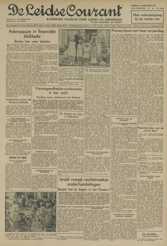Leidse Courant 1948-08-06