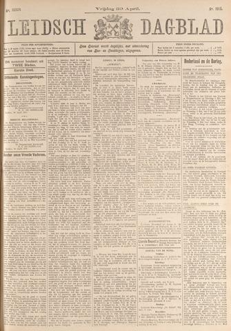 Leidsch Dagblad 1915-04-30