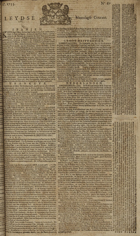 Leydse Courant 1753-06-04