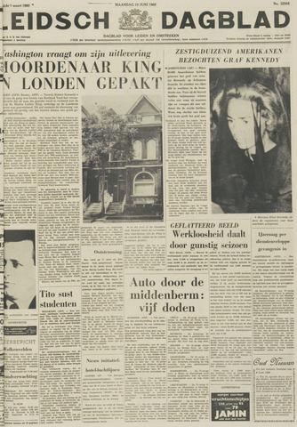 Leidsch Dagblad 1968-06-10