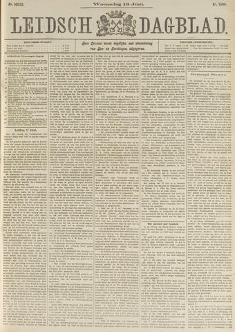 Leidsch Dagblad 1894-06-13