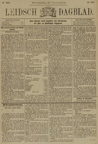 Leidsch Dagblad 1890-12-17