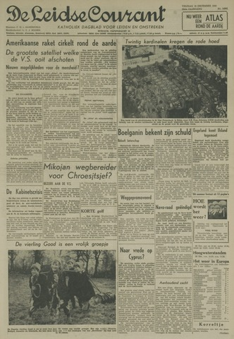 Leidse Courant 1958-12-19