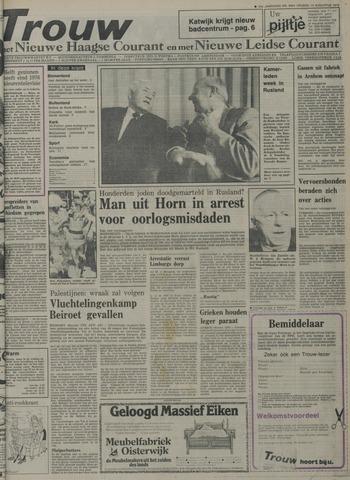 Nieuwe Leidsche Courant 1976-08-13