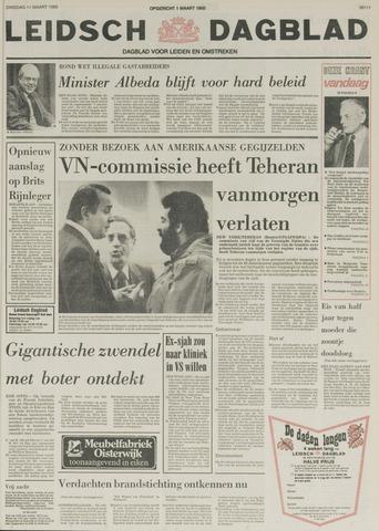 Leidsch Dagblad 1980-03-11