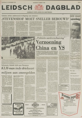 Leidsch Dagblad 1978-12-16
