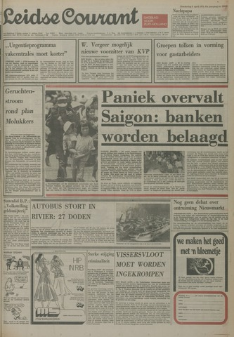 Leidse Courant 1975-04-03