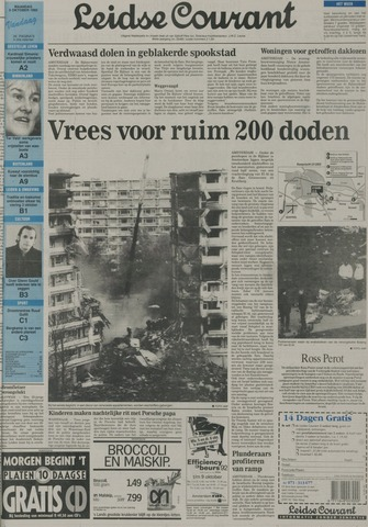 Leidse Courant 1992-10-05