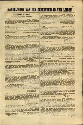 Handelingen van de Raad 1875-06-03
