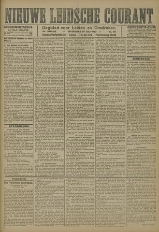 Nieuwe Leidsche Courant 1923-07-25