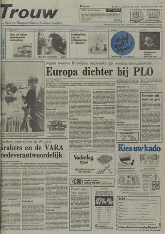 Nieuwe Leidsche Courant 1980-06-14