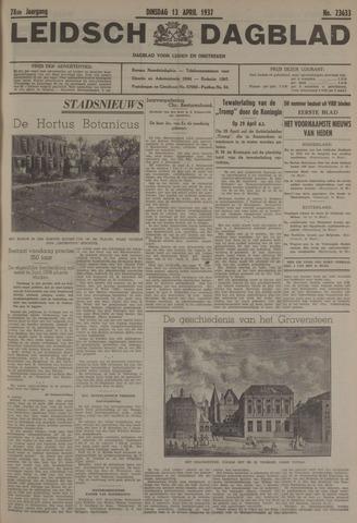 Leidsch Dagblad 1937-04-13