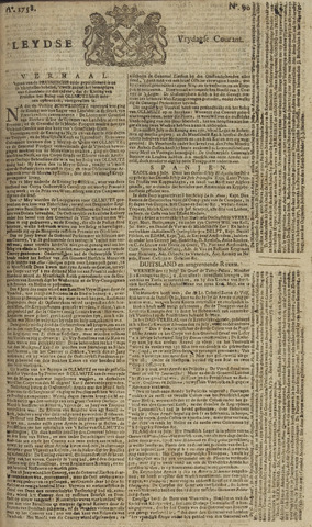 Leydse Courant 1758-07-28
