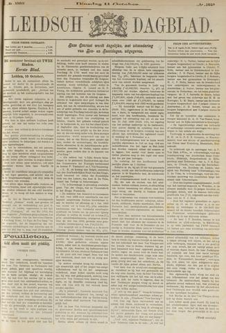 Leidsch Dagblad 1892-10-11