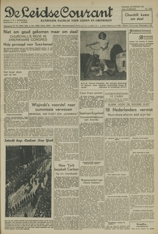 Leidse Courant 1952-01-18