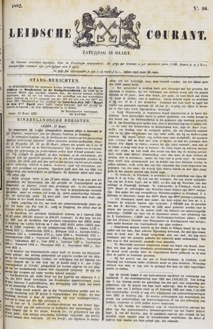 Leydse Courant 1882-03-18