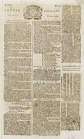 Leydse Courant 1817-05-30