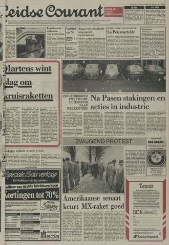 Leidse Courant 1985-03-20