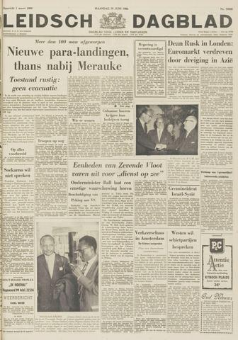 Leidsch Dagblad 1962-06-25