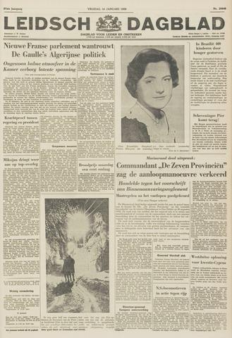 Leidsch Dagblad 1959-01-16