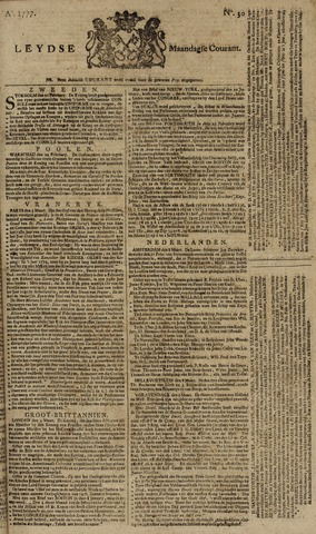Leydse Courant 1777-03-10