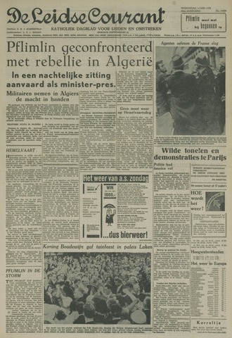 Leidse Courant 1958-05-14