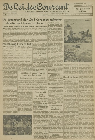 Leidse Courant 1950-07-01