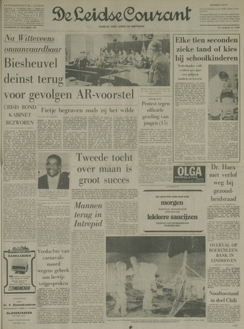 Leidse Courant 1969-11-20