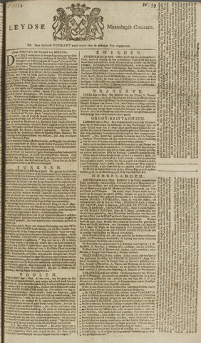 Leydse Courant 1773-05-17