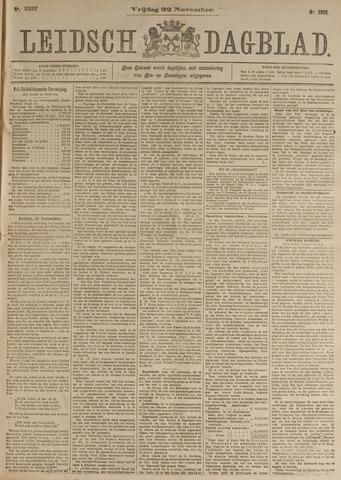 Leidsch Dagblad 1901-11-22