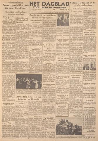 Dagblad voor Leiden en Omstreken 1944-07-01
