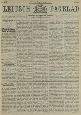 Leidsch Dagblad 1911-08-09
