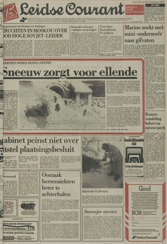 Leidse Courant 1984-02-10