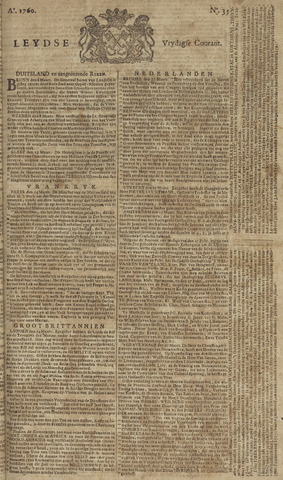 Leydse Courant 1760-03-21