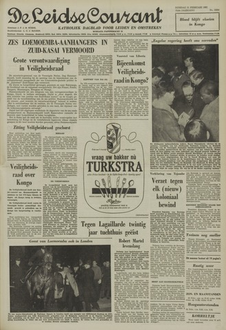 Leidse Courant 1961-02-21