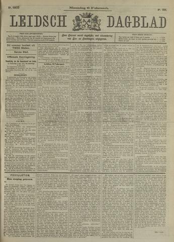 Leidsch Dagblad 1911-02-06