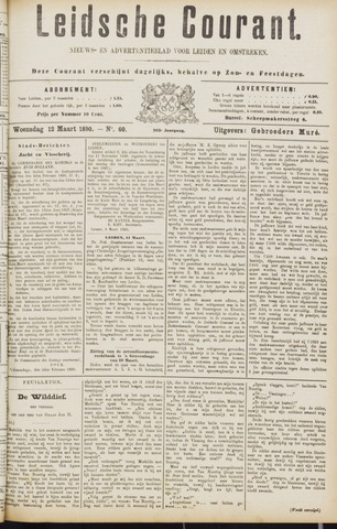 Leydse Courant 1890-03-12