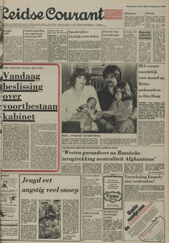 Leidse Courant 1980-02-20