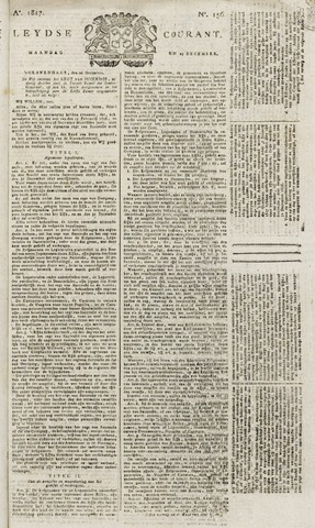 Leydse Courant 1817-12-29