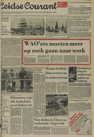 Leidse Courant 1980-08-11